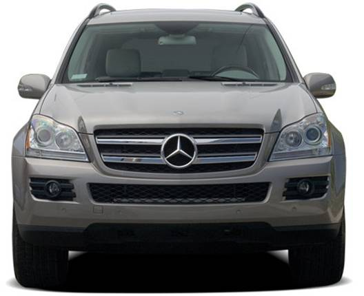 2007 Mercedes-Benz GL-Class Review and Pictures