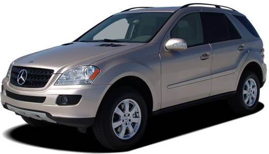 2007 Mercedes-Benz M-Class Review and Pictures