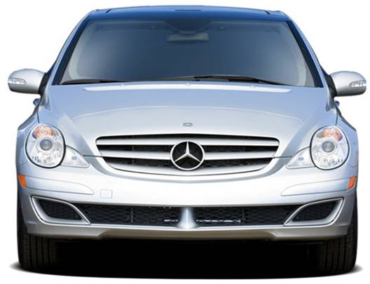 2007 Mercedes-Benz R-Class Review and Pictures