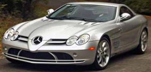 2007 Mercedes-Benz SLR Review and Pictures
