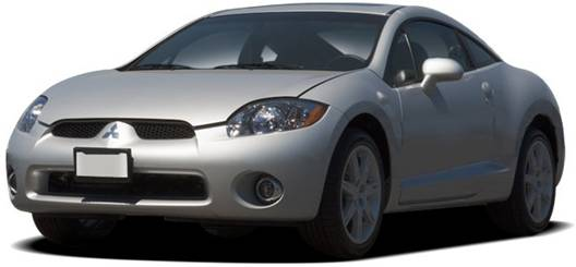 2007 Mitsubishi Eclipse Review and Pictures