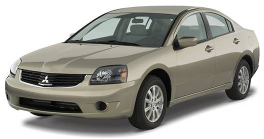 2007 Mitsubishi Galant Review and Pictures