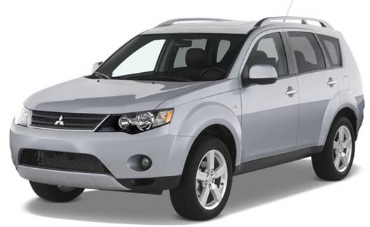 2007 Mitsubishi Outlander Review and Pictures