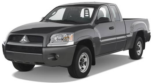 2007 Mitsubishi Raider Review and Pictures