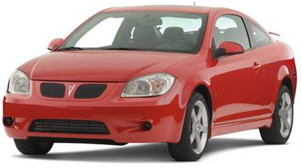 2007 Pontiac G5 Review and Pictures