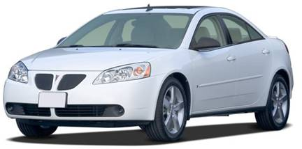 2007 Pontiac Grand Prix Review and Pictures