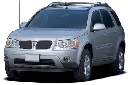 2007 Pontiac Torrent Review and Pictures