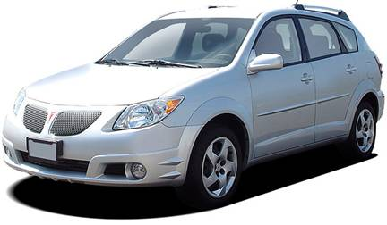 2007 Pontiac Vibe Review and Pictures