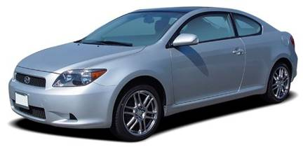 2007 Scion tC Review and Pictures