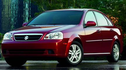 2007 suzuki forenza review and pictures trust my. Black Bedroom Furniture Sets. Home Design Ideas
