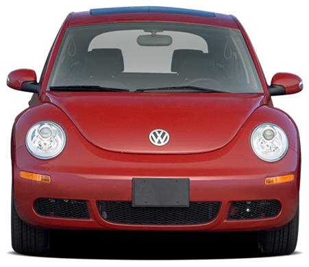2007 Volkswagen New Beetle Review and Pictures