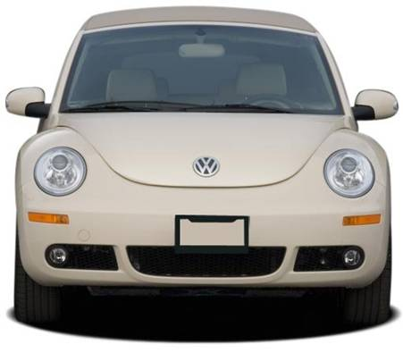2007 Volkswagen New Beetle Convertible Review and Pictures