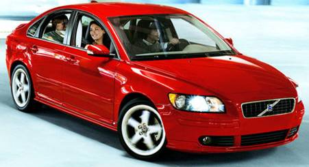 2007 Volvo S40 Review and Pictures