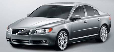 2007 Volvo S80 Review and Pictures