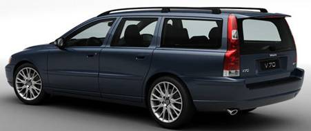 2007 Volvo V70 Review and Pictures