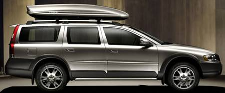 2007 Volvo XC70 Review and Pictures