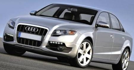2008 Audi A4 Review and Pictures