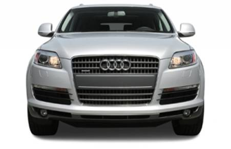 2008 Audi Q7 Review and Pictures
