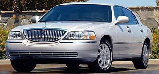 2007 Lincoln Town Car Review and Pictures