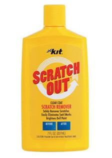 Kit Scratch Out – Car Wax Scratch Remover