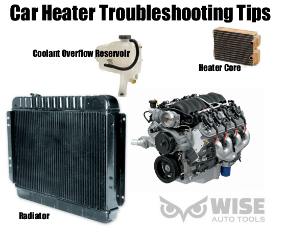 Car Heater Troubleshooting