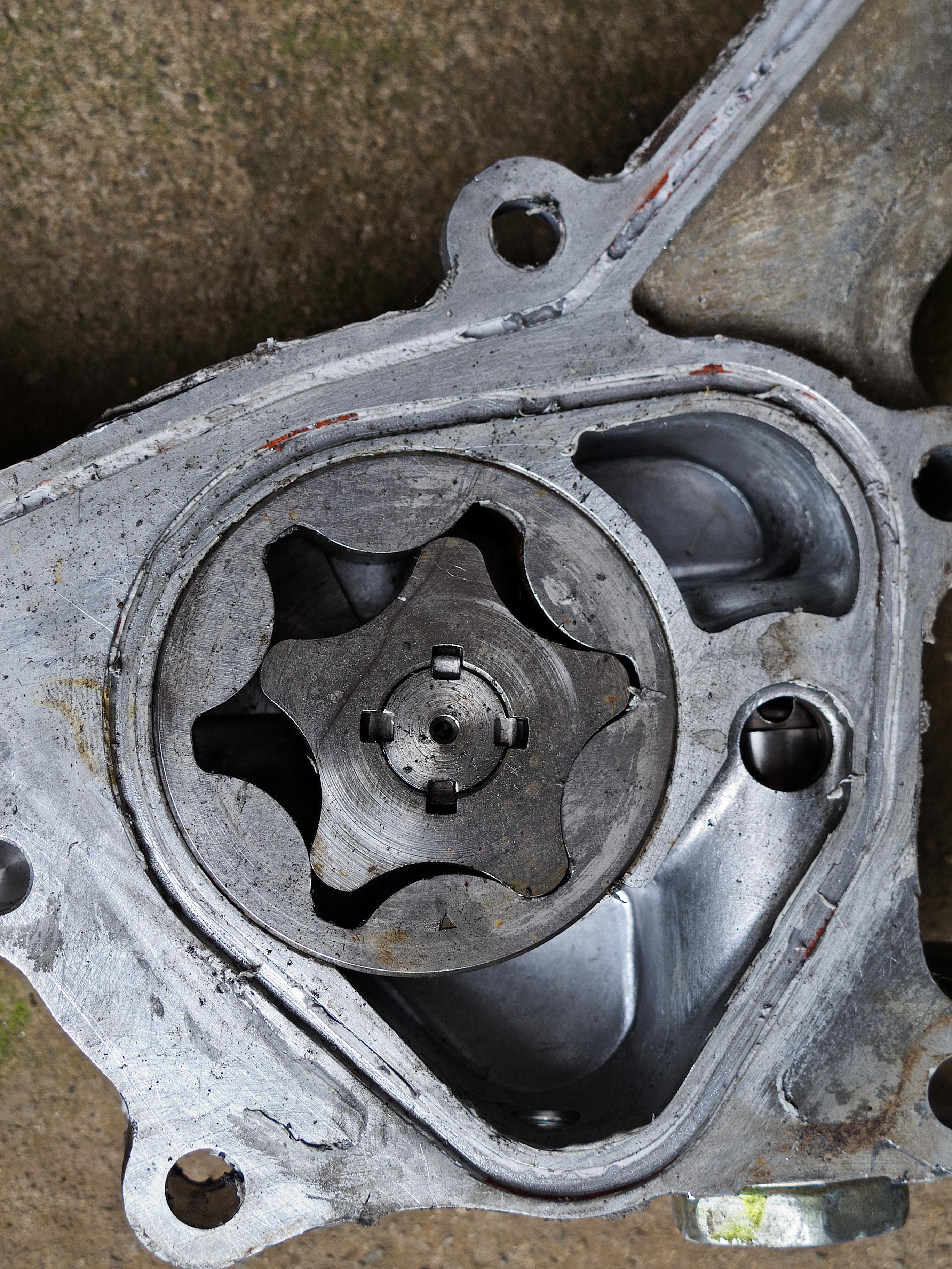 Oil Pump Failed Now Engine Is Dead Trust My Mechanic