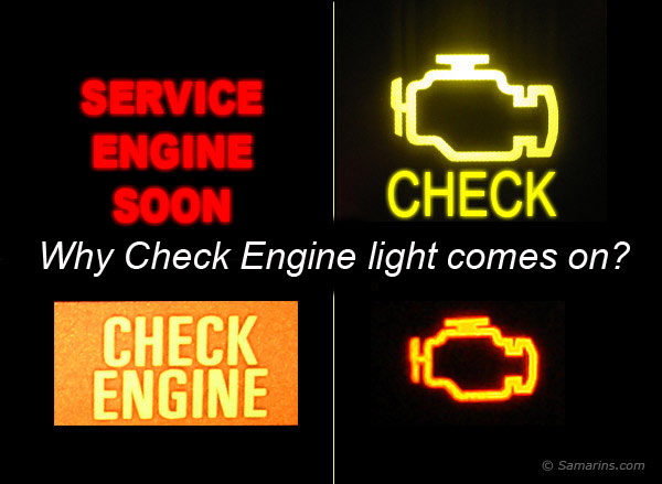 Service Engine Soon Light On?