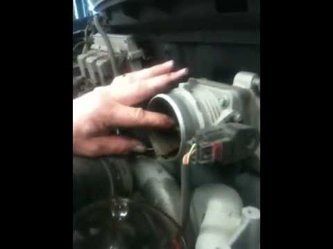How To Clean a Dirty Throttle Body – Rough Idle Problem