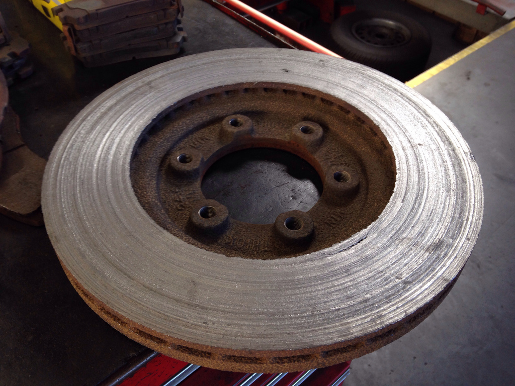 Brake Rotor Material : Warped brake rotors why is this happening trust my