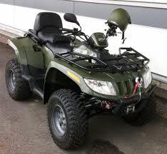 Arctic Cat 400 4 Wheeler 4X4 ATV No Spark | Trust My
