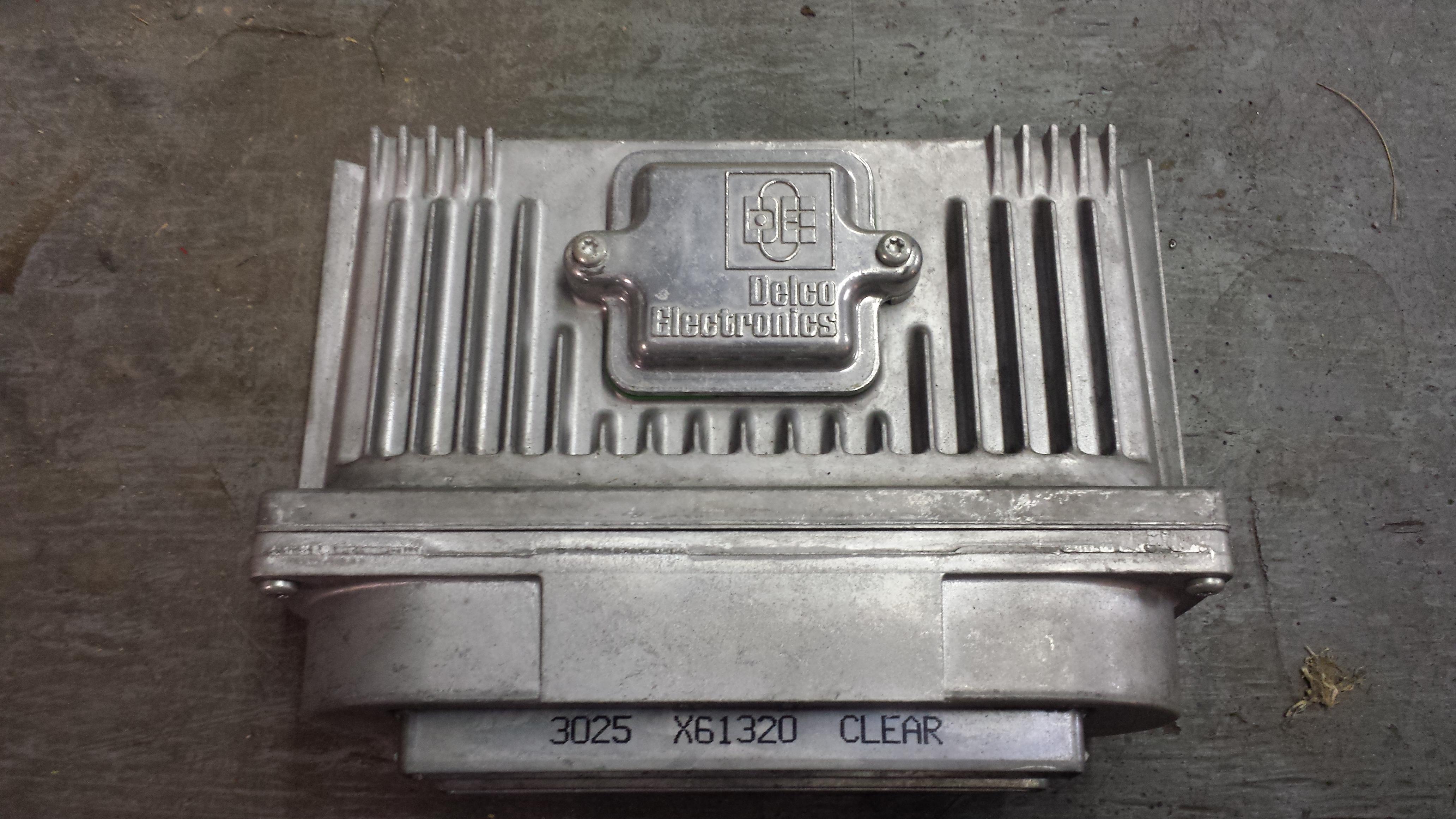 Engine Code P0601 - P0606 PCM Failure? : Trust My Mechanic
